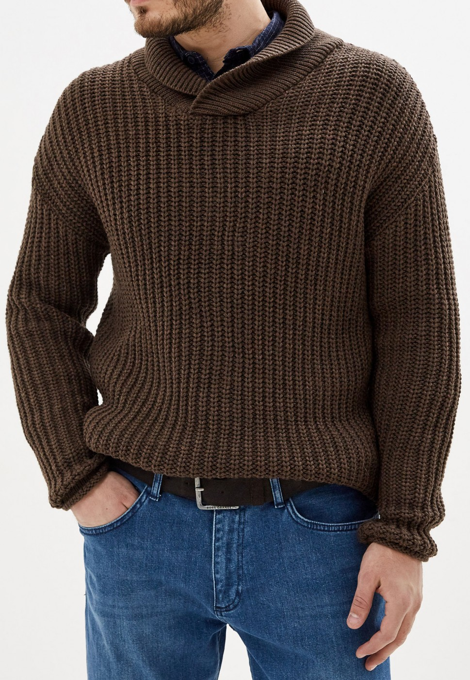 2196 коричневый